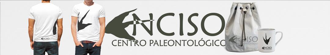 Imagen corporativa realizada por Paleoymás para el Centro Paleontológico de Enciso