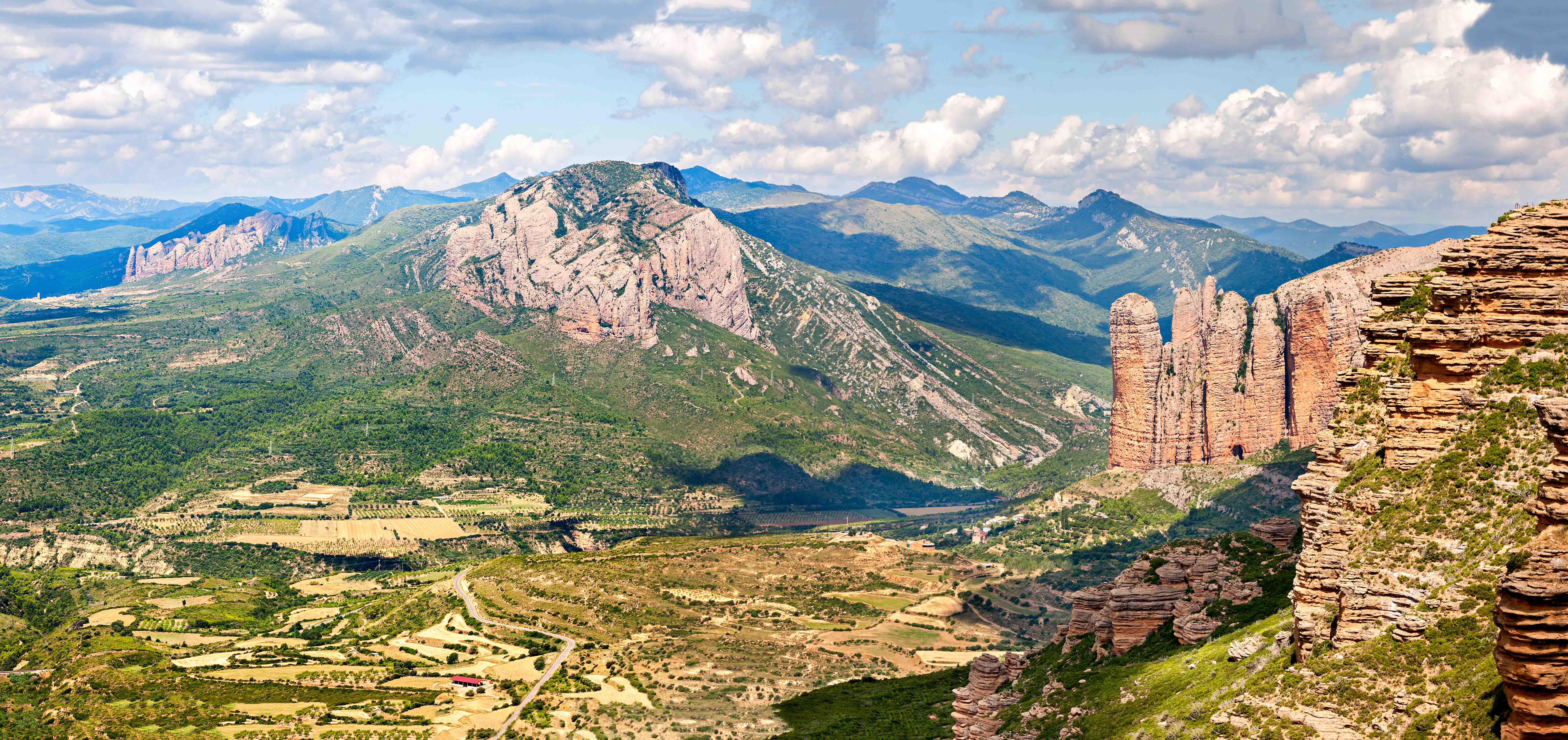 Turismo natural en Aragón