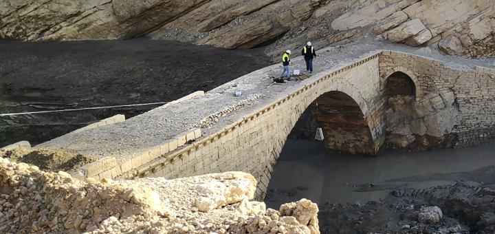 Durante el proceso de análisis y estudio se han aplicado técnicas de escaneado y digitalización 3D mediante dron