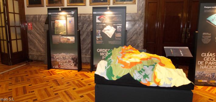 EXPOSICIÓN PARQUES NATURALES 2010
