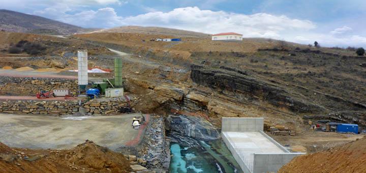 Trabajos arqueológicos, paleontológicos y ambientales en embalse