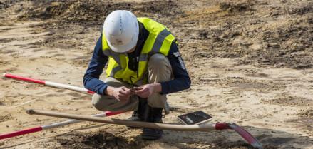 Seguimiento arqueológico, paleontológico y ambiental
