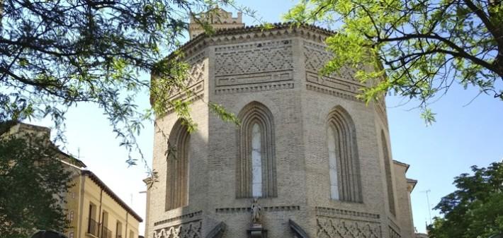 Reapertura de la iglesia de la Magdalena en Zaragoza