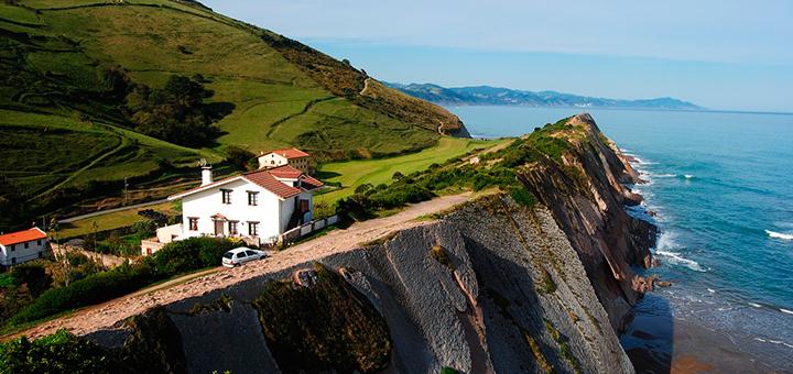 Flysch-de-Zumaia-y-Geoparque-Costa-Vasca-(Gipuzkoa)