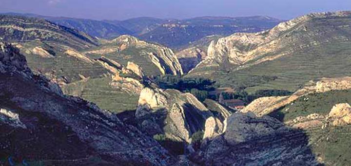 Parque-Geológico-de-Aliaga-(Teruel)