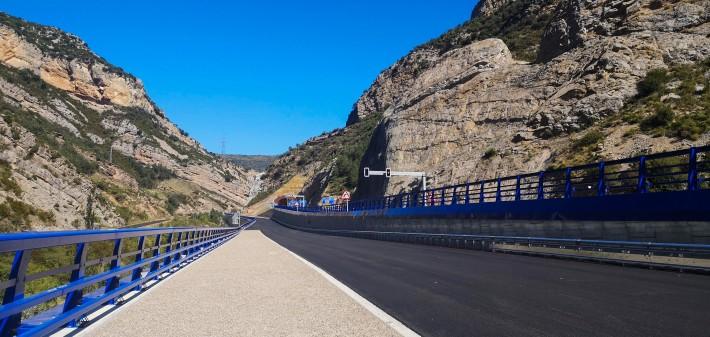 obras de la autovía Mudéjar A-23