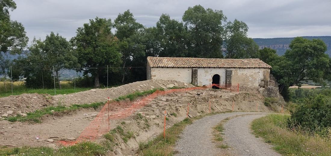Ermita de San Pedro de Artieda