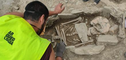 Excavación arqueológica