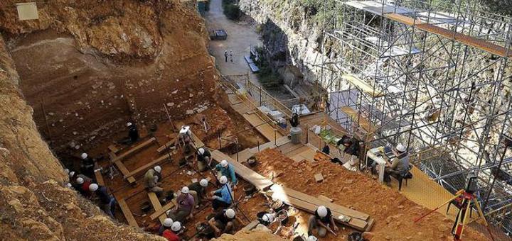 Atapuerca El mundo -Israel Murillo