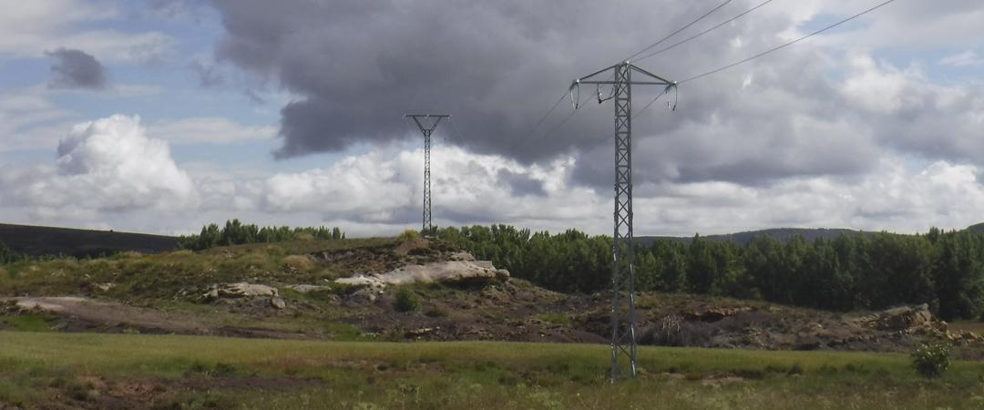 Documentos ambientales para líneas eléctricas (Teruel, 2020)